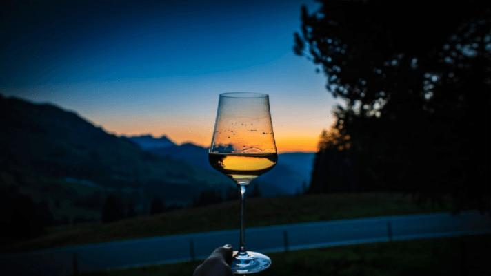 Weinprobe-zuhause