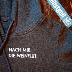 Wein-hoodie